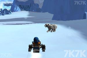 《乐高城市冰山之旅》游戏画面3