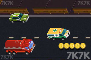 《公路追逐赛》游戏画面3