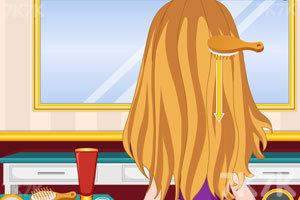 《夏季流行发型》游戏画面3