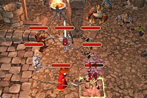 《地牢传说》游戏画面1