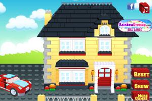 《乐高的房子》游戏画面1