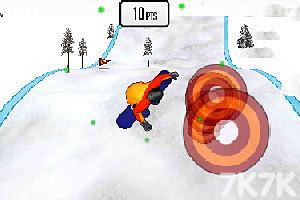 《花样滑雪之王无敌版》游戏画面4