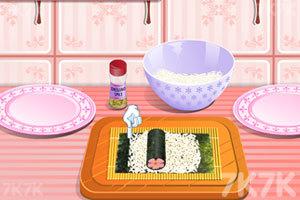《美味的寿司卷》游戏画面7