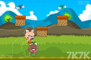 《食人族兄妹》游戏画面2