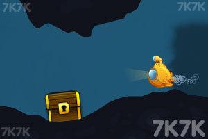 《潜水员寻宝》游戏画面3