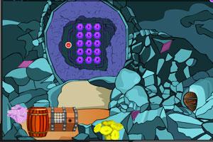 《黑暗洞穴逃离》游戏画面1