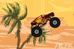 《狂野四驱车竞赛》游戏画面6