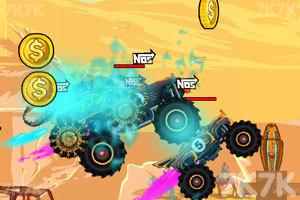 《狂野四驱车竞赛无敌版》截图3
