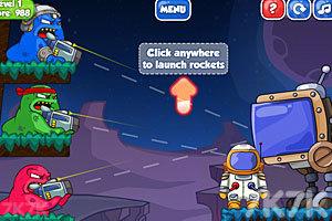 《轟炸機器人3》截圖1