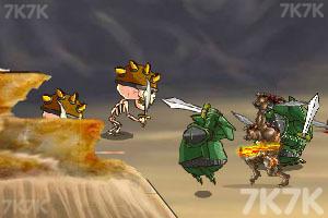 《海豹突击队之怪物战争》游戏画面5
