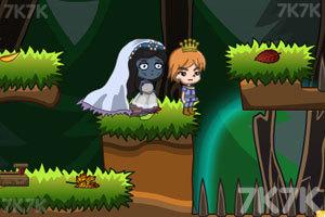 《王子拯救僵尸新娘》游戏画面4