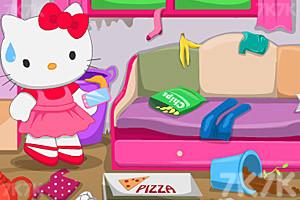 《凯蒂脏乱差的家》截图4