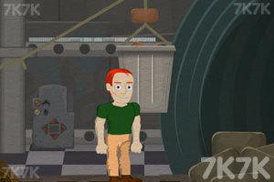 《逃离下水道的男人》游戏画面3