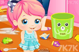 《爱丽丝大扫除》游戏画面5