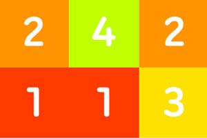 《叠加方块9》游戏画面1