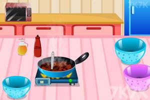 《美味的牛肉玉米馅饼》游戏画面3