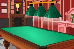 《逃出台球吧》游戏画面1