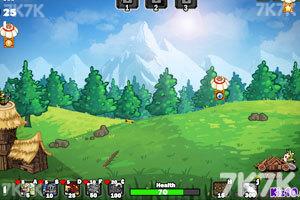 《王国护卫军无敌版》游戏画面2