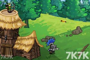 《王国护卫军无敌版》游戏画面3