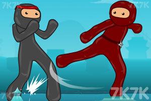 《格斗忍者》游戏画面3