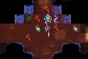 《进击魔窟》游戏画面1