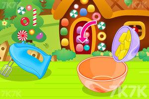 《小鹿角巧克力棒棒糖》游戏画面4