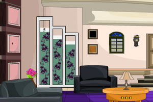 《新客厅逃脱》游戏画面1