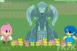《奇幻大陆的勇士》游戏画面1