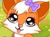 萌萌的小狐狸