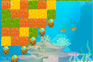 《解救潜水员》游戏画面3