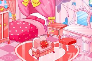 《童话公主房》游戏画面2