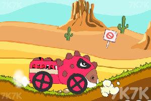 《疯狂口袋车》游戏画面1