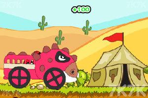 《疯狂口袋车》游戏画面2