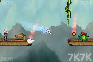 《忍者道场之战场》游戏画面3