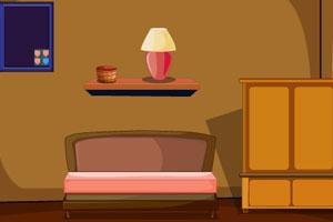 《逃出简单的旧房》游戏画面1