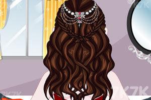 《新娘的编发》游戏画面1