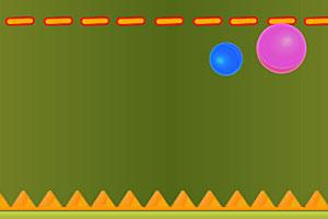《点击球》游戏画面1
