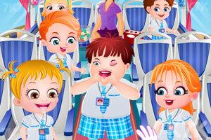 《可爱宝贝去夏令营》游戏画面4