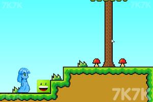 《蓝宝石公主》游戏画面2