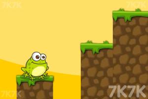 《小青蛙快长大》游戏画面2