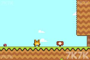 《皮蛋猫历险记》游戏画面2