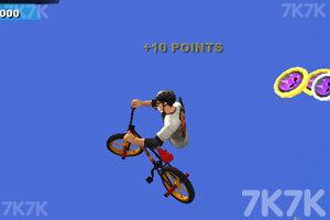 《特技小轮车》游戏画面2