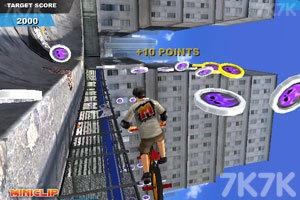 《特技小轮车》游戏画面4