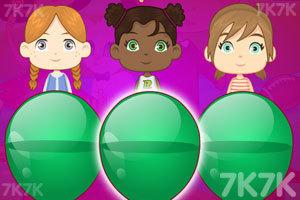 《女孩野餐偷懒》游戏画面2