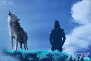 《丛林有只狼》游戏画面2