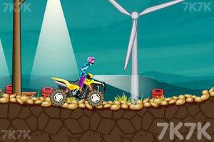 《山丘越野车》游戏画面2