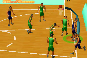 3D篮球比赛