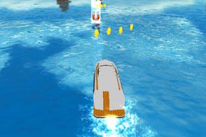 《3D急速快艇2》游戏画面1