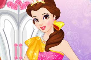 漂亮公主爱打扮
