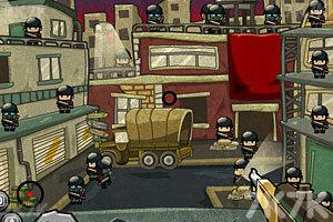 《神勇狙击手》游戏画面1
